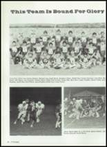 1986 Baird High School Yearbook Page 44 & 45