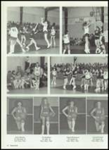 1986 Baird High School Yearbook Page 46 & 47