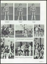 1986 Baird High School Yearbook Page 50 & 51