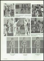 1986 Baird High School Yearbook Page 52 & 53