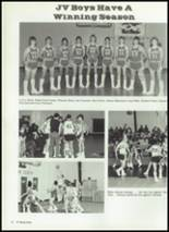 1986 Baird High School Yearbook Page 54 & 55