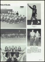 1986 Baird High School Yearbook Page 68 & 69