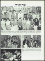 1986 Baird High School Yearbook Page 70 & 71