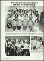 1986 Baird High School Yearbook Page 76 & 77