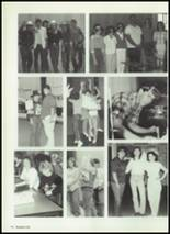 1986 Baird High School Yearbook Page 78 & 79