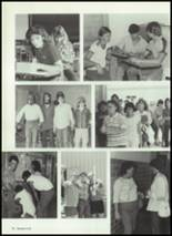 1986 Baird High School Yearbook Page 80 & 81