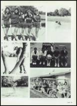 1986 Baird High School Yearbook Page 86 & 87