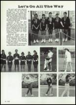 1986 Baird High School Yearbook Page 88 & 89