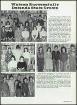 1986 Baird High School Yearbook Page 94 & 95