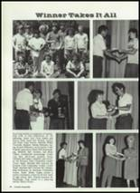 1986 Baird High School Yearbook Page 98 & 99