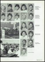 1986 Baird High School Yearbook Page 102 & 103