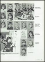 1986 Baird High School Yearbook Page 106 & 107
