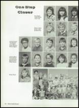 1986 Baird High School Yearbook Page 112 & 113