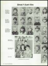 1986 Baird High School Yearbook Page 114 & 115
