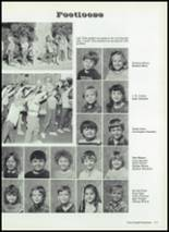 1986 Baird High School Yearbook Page 116 & 117