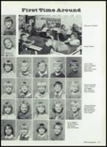 1986 Baird High School Yearbook Page 118 & 119