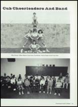 1986 Baird High School Yearbook Page 124 & 125