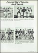 1986 Baird High School Yearbook Page 126 & 127