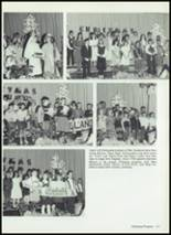 1986 Baird High School Yearbook Page 128 & 129