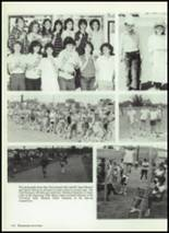 1986 Baird High School Yearbook Page 130 & 131