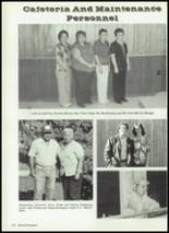 1986 Baird High School Yearbook Page 132 & 133
