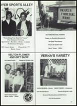 1986 Baird High School Yearbook Page 148 & 149