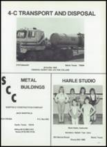 1986 Baird High School Yearbook Page 154 & 155