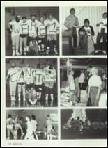 1986 Baird High School Yearbook Page 162 & 163