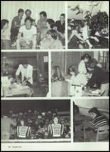 1986 Baird High School Yearbook Page 164 & 165