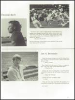 1985 The Peddie School Yearbook Page 12 & 13
