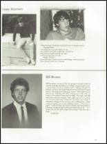 1985 The Peddie School Yearbook Page 14 & 15