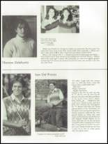 1985 The Peddie School Yearbook Page 20 & 21