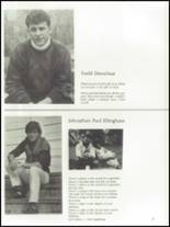 1985 The Peddie School Yearbook Page 24 & 25