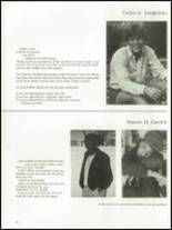 1985 The Peddie School Yearbook Page 28 & 29