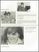 1985 The Peddie School Yearbook Page 30 & 31