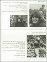 1985 The Peddie School Yearbook Page 36 & 37
