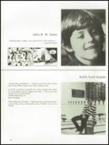 1985 The Peddie School Yearbook Page 38 & 39