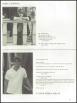1985 The Peddie School Yearbook Page 42 & 43