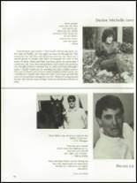 1985 The Peddie School Yearbook Page 46 & 47