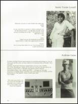 1985 The Peddie School Yearbook Page 48 & 49
