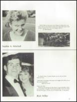 1985 The Peddie School Yearbook Page 54 & 55