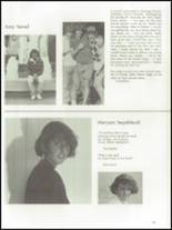 1985 The Peddie School Yearbook Page 68 & 69