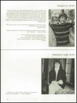 1985 The Peddie School Yearbook Page 72 & 73