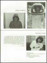 1985 The Peddie School Yearbook Page 74 & 75