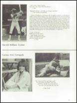 1985 The Peddie School Yearbook Page 76 & 77