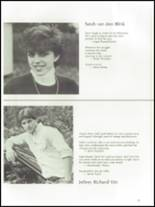 1985 The Peddie School Yearbook Page 78 & 79