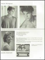 1985 The Peddie School Yearbook Page 80 & 81