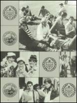 1985 The Peddie School Yearbook Page 86 & 87