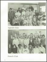 1985 The Peddie School Yearbook Page 96 & 97
