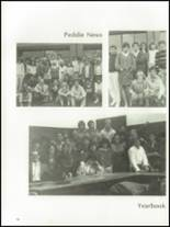 1985 The Peddie School Yearbook Page 98 & 99